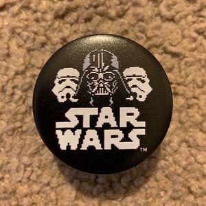 Star Wars mobile phone grip / phone holder